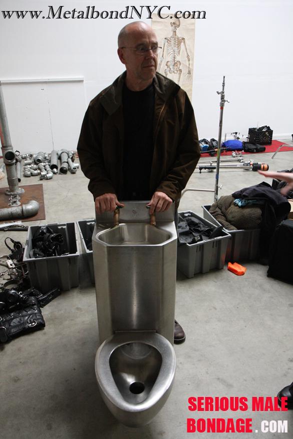 prison toilet