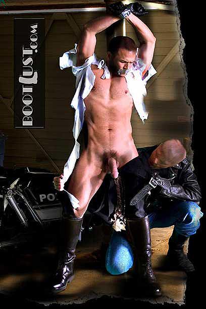 Boot Lust Metalbound