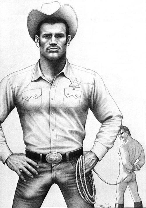 Tom of Finland story challenge