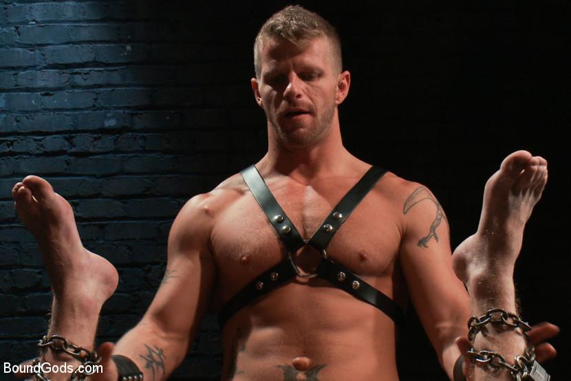 Jeremy Stevens takes on dom training