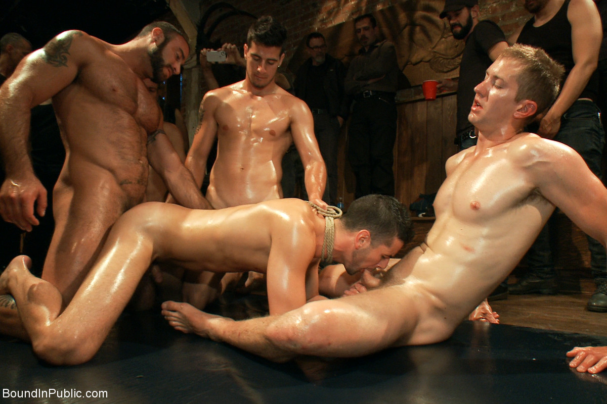 Cole Streets, Spencer Reed, John Jammen, Tyler Alexander, Jake Steel and Johnny Lawless