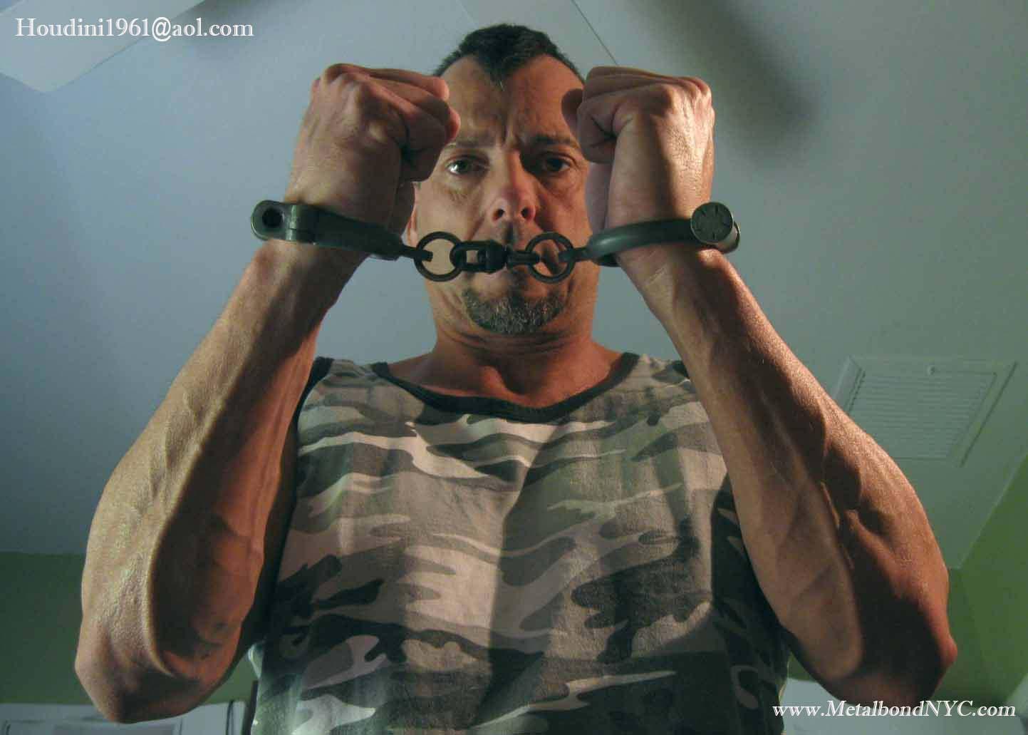 Hiatt Darbies handcuffs