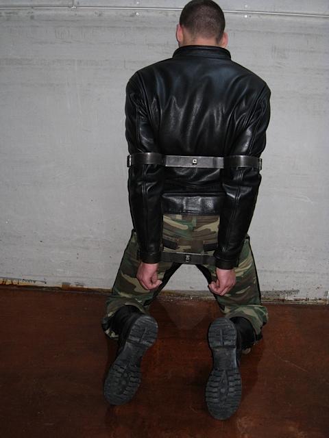 Rigid Boot Cuff