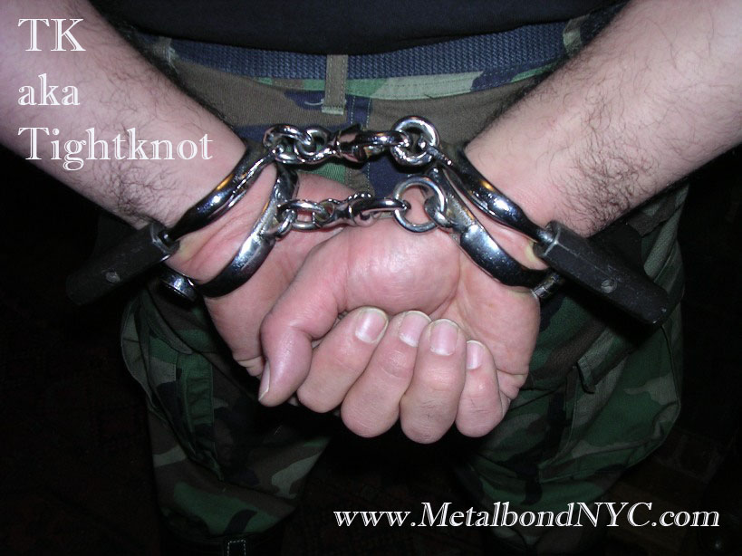 Show me your cuffs MetalbondNYC 08