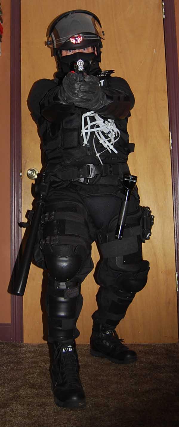 Chuck Flex cuffs