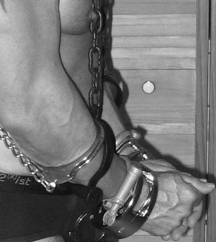 Handcuffed men of the day 05