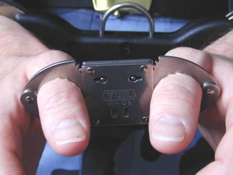 Thumbcuffed