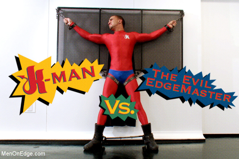 K-Man vs. The Evil Edgemaster