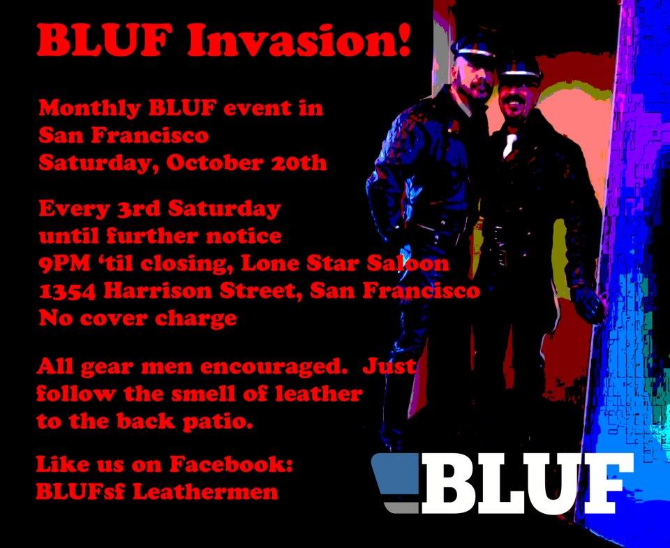 BLUF invasion