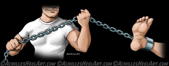 Achilles Heel Art 03