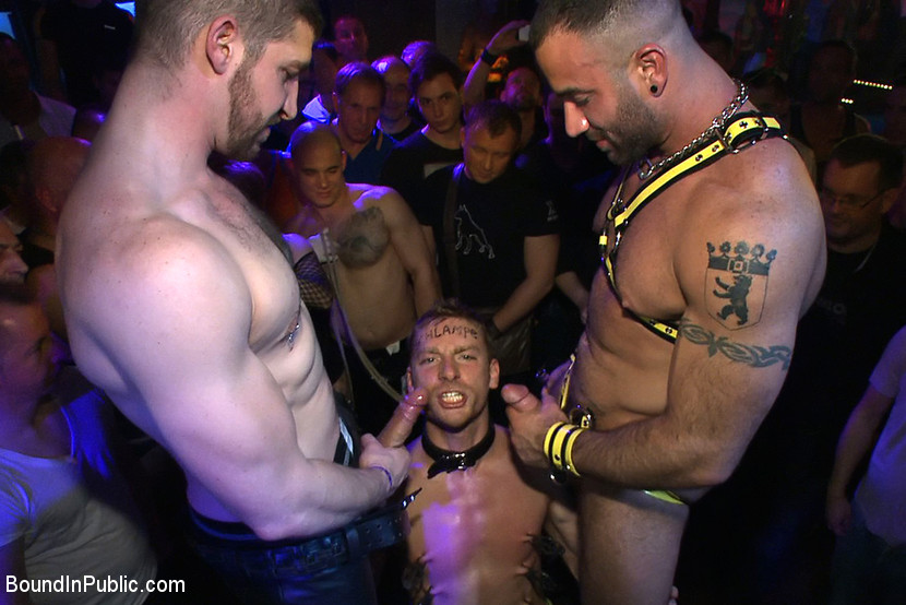 Spencer Reed takes Sebastian Keys to the limits at HustlaBall in Berlin 01