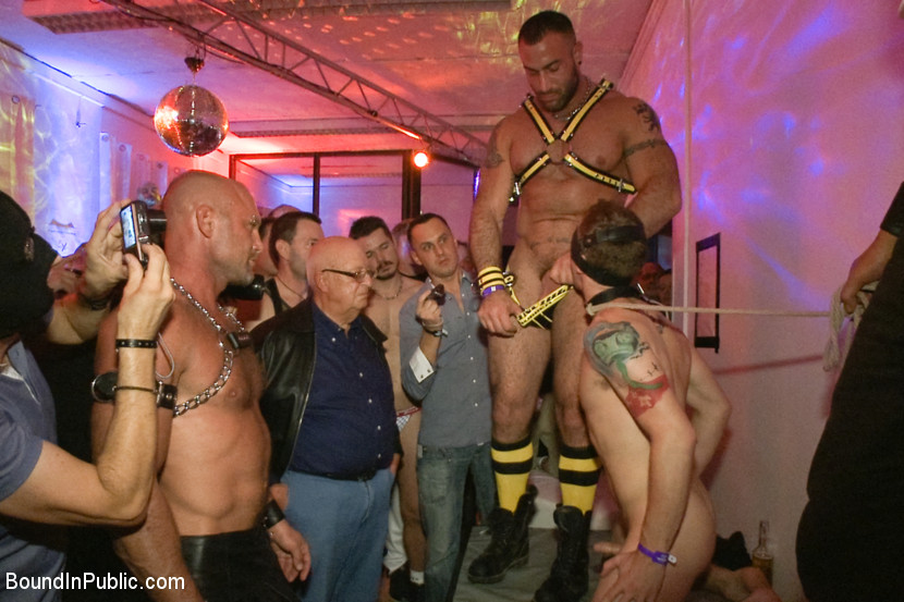 Spencer Reed takes Sebastian Keys to the limits at HustlaBall in Berlin 02