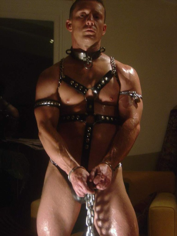 Dream Boy Bondage 01