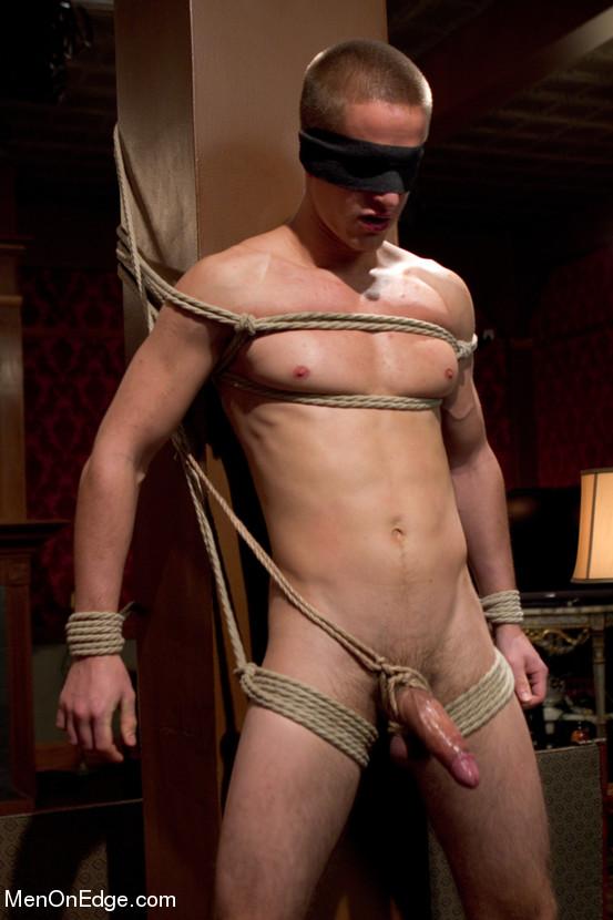 Jacques LaVere gay male bondage