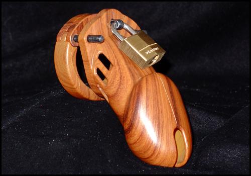 Mr S chastity device