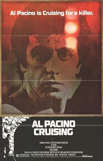 Cruising Al Pacino