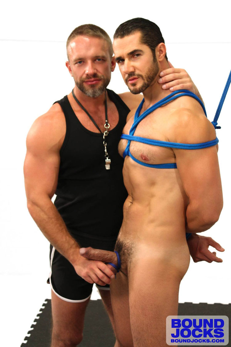 Dirk_Caber_and_Dean_Monroe_at_Bound_Jocks_03
