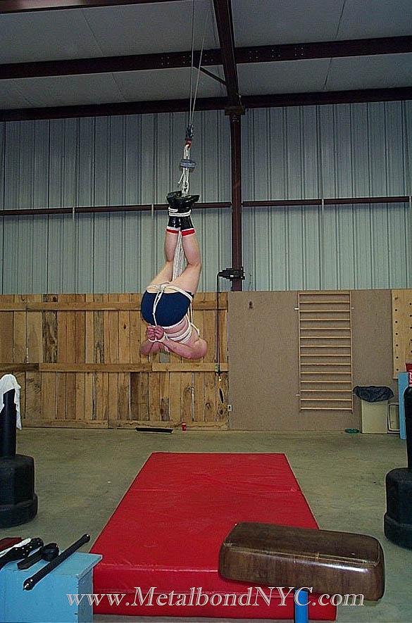 Metalbond tied upside down