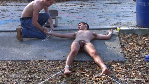 Metalbond gay bondage blog 09