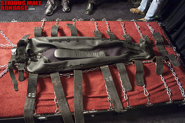 leather bondge straps