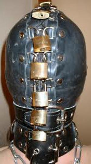 MetalbondNYC bondage hoods