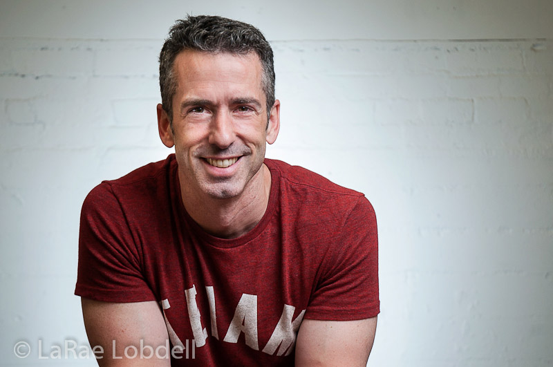 Dan Savage for Intiman by LaRae Lobdell | PhotoSister.com