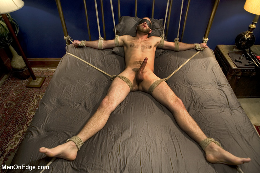 Tied To The Bed Nude Men