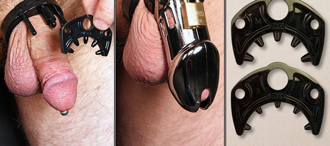 Spike Inserts for CB6000 and The Curve chastity devices