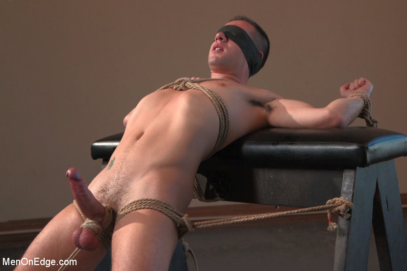image Tie tease and torture of sissy boy james