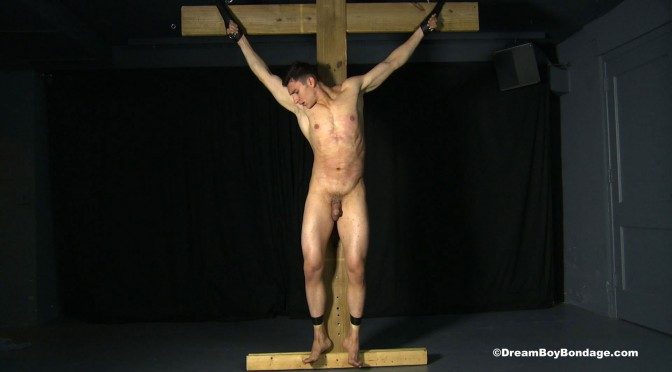 Before crucifixion comes whipping