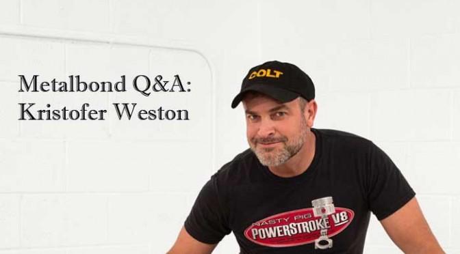 Metalbond Q&A: Kristofer Weston discusses the recent re-launch of Bound Jocks