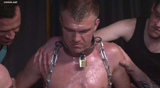 Chained up at CMNM