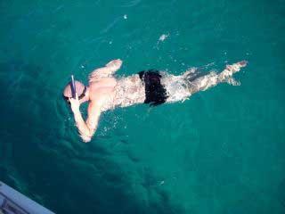 MetalbondNYC_snorkeling