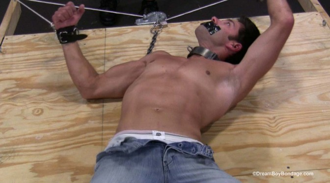 Feast your eyes on these men who are tied up at Dream Boy Bondage