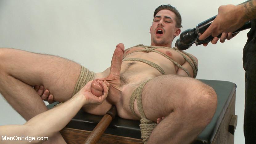 Gay male bondage jack