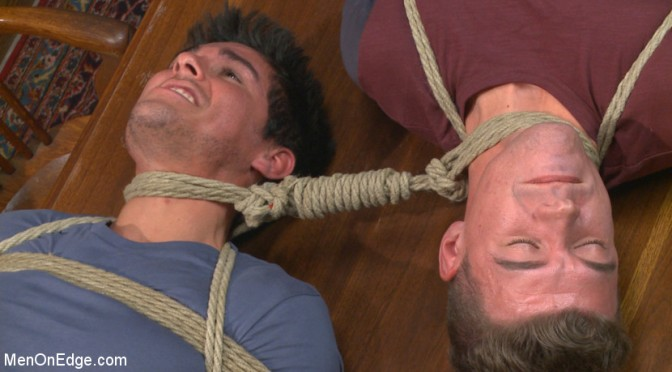 Delinquent students get a lesson in restraint and self control