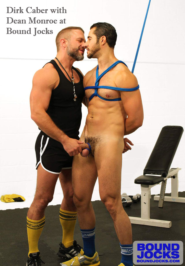 Dirk_Caber_MetalbondNYC_QA_08_Dirk_Caber_and_Dean_Monroe_at_Bound_Jocks_MetalbondNYC_BoundJocks