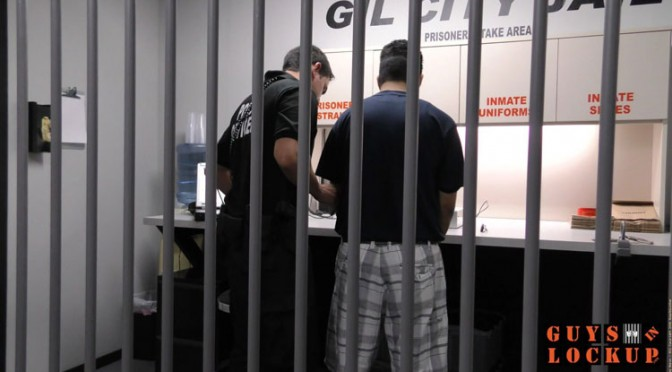 New site: Guys In Lockup