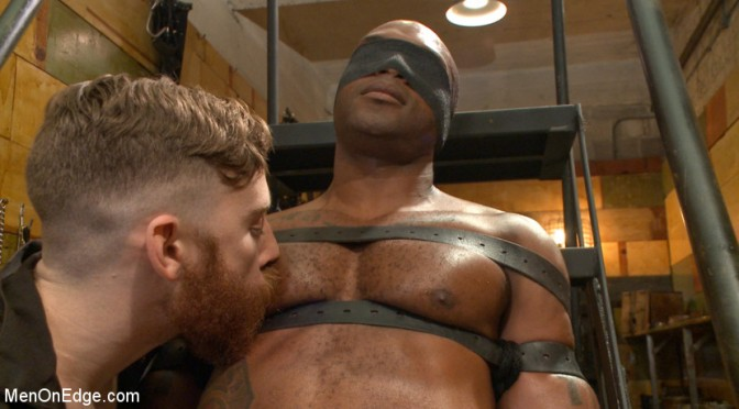 Osiris Blade has a 10-inch dick, and he's ready to get edged