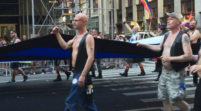 NYC Gay Pride 2016