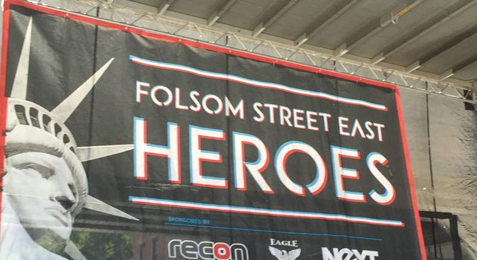 Pictures: Folsom Street East 2016