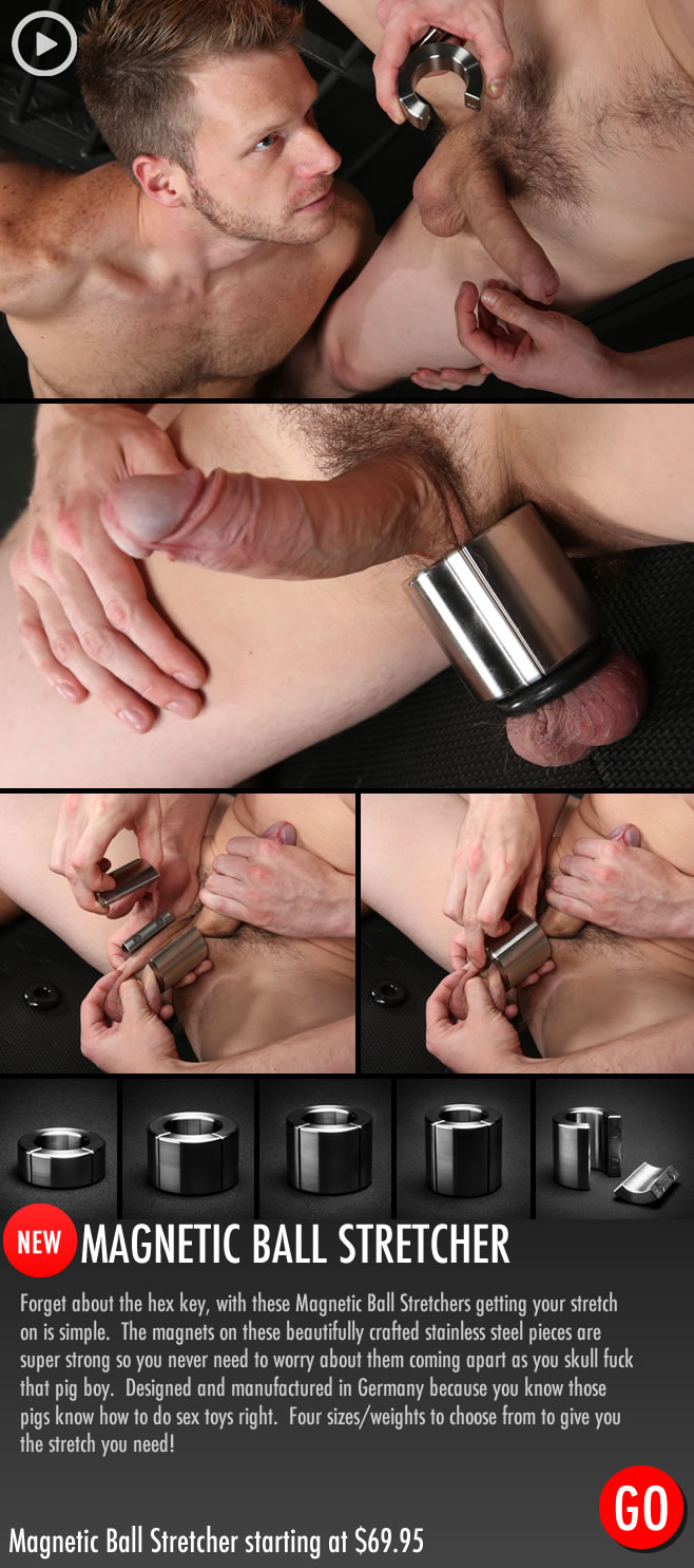 Gay_Bondage_Magnetic_Ball_Stretcher