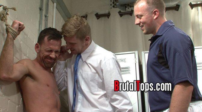 Derek and Edward harass a fag