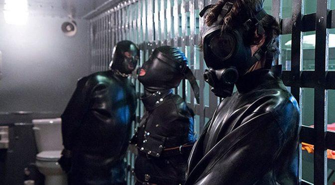 Locked in the bondage asylum