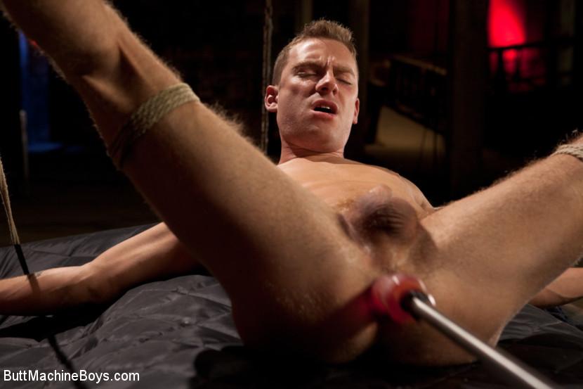 Male Butt Fuck Machine