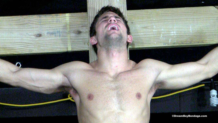 Hot He's bdsm crucifixion stories wonderful video