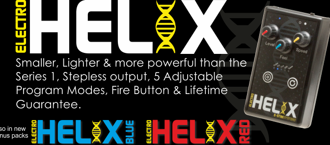 The new ElectroHelix from e-Stim Systems