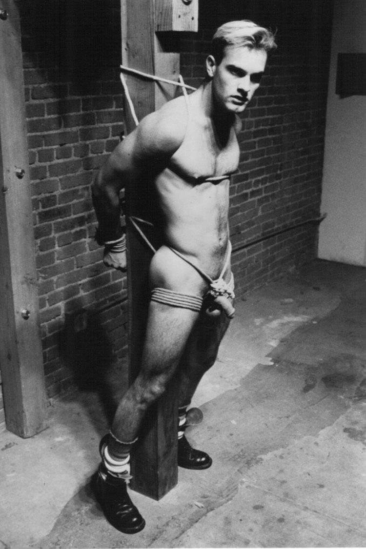 Male bondage tumblr