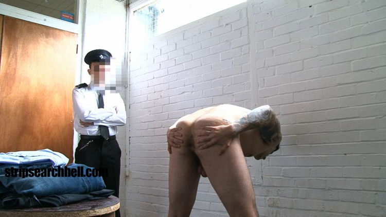 jail searched strip