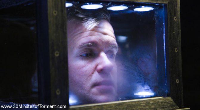 Connor Patricks endures relentless beatings and intense ass torment